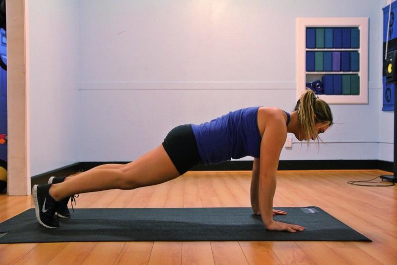 Übungen für eine schmale Taille