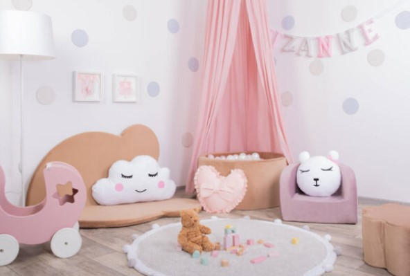 Baldachin Kinderzimmer – wie man ein passendes Produkt auswählt?