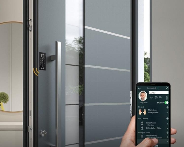 Sicherheit für Ihre Haustür