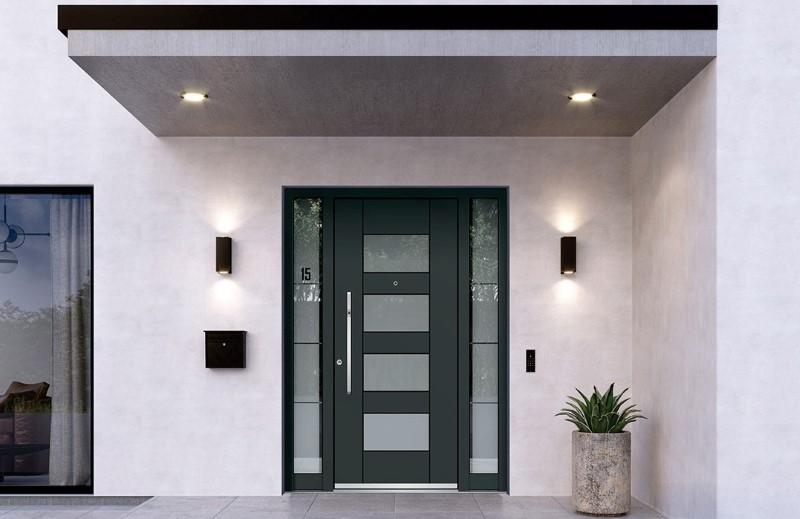 Sicherheit für Ihre Haustür für einen ruhigeren Schlaf